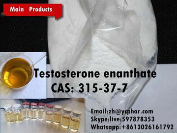 चीन Pure Testosterone Enanthate Testoviron Injection Test Raw Steroids Powder Source आपूर्तिकर्ता