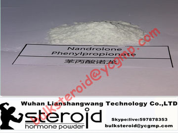 चीन Injectable Nandrolone Phenylpropionate DECA Durabolin NPP Steroids Raws Powder वितरक