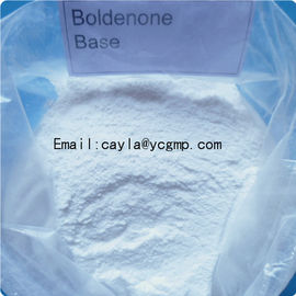 चीन Growth Hormone Powder Boldenone Base / Muscle Gain Steroids ISO SGS Certification फैक्टरी